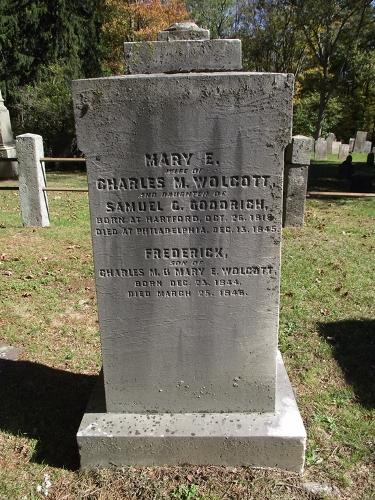 Frederick Wolcott