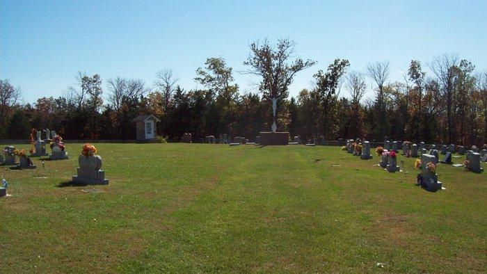 Saint Anthony of Padua Cemetery