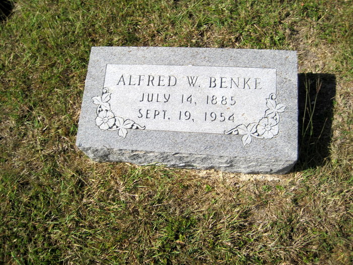 Alfred William Benke