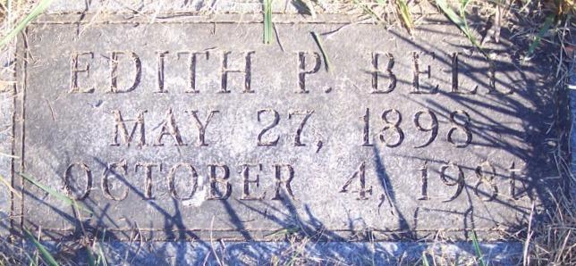 Edith P <i>Schaeffer</i> Bell