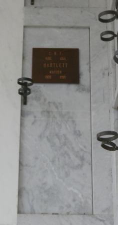 Marion Eldora <i>Bentley</i> Bartlett