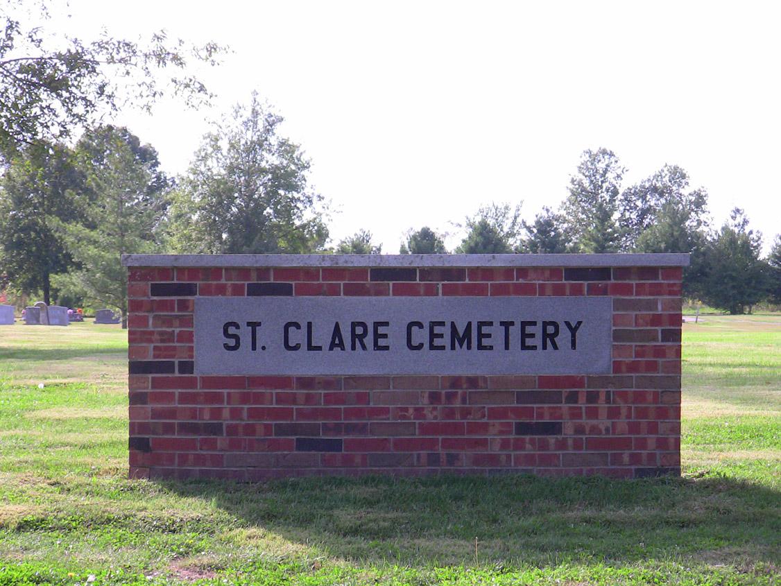 Saint Clare Cemetery