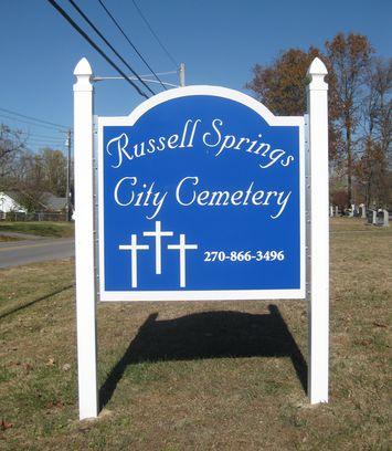Russell Springs Cemetery