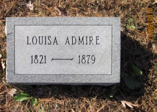 Louisa <i>Nichols</i> Admire