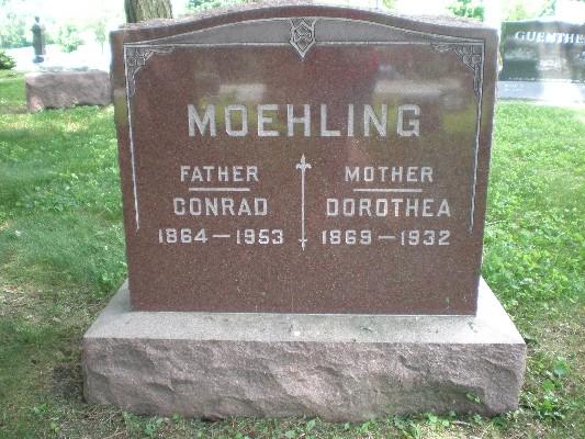 Conrad Moehling