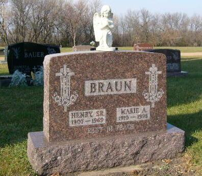 "best loved cdb89 be83f Henry Clement ""Hank"" Braun (1907-1969) - Find A Grave Memorial"