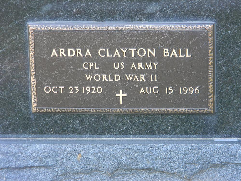 Ardra Clayton Ball