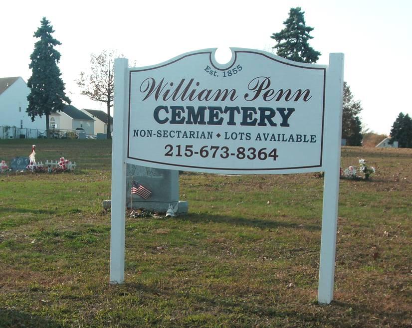William Penn Cemetery