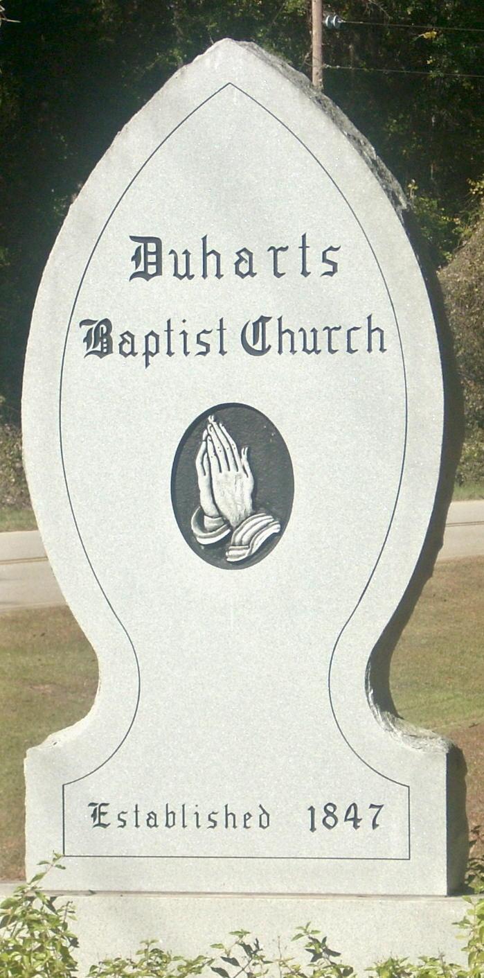 Duharts Cemetery