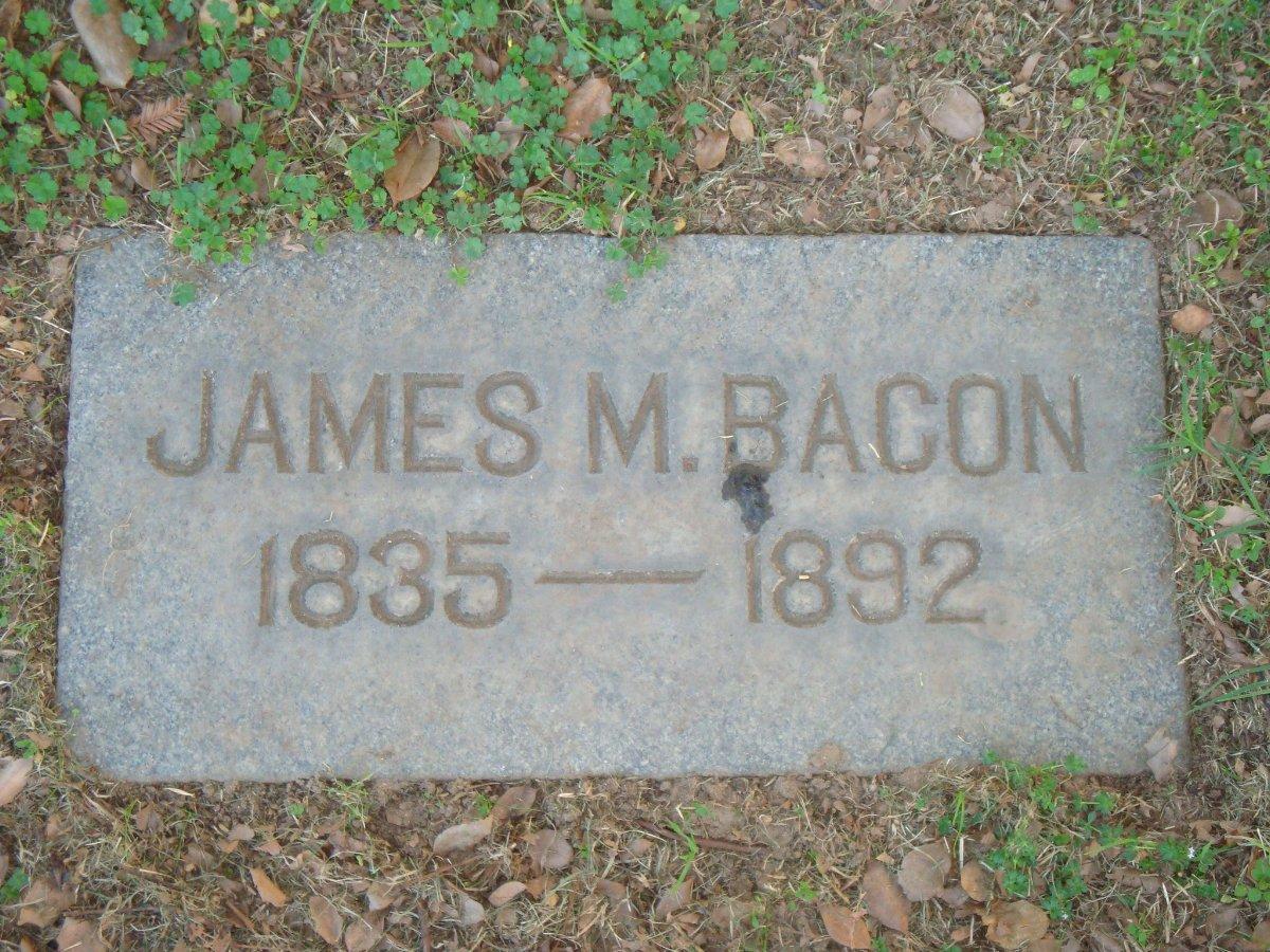 James M Bacon