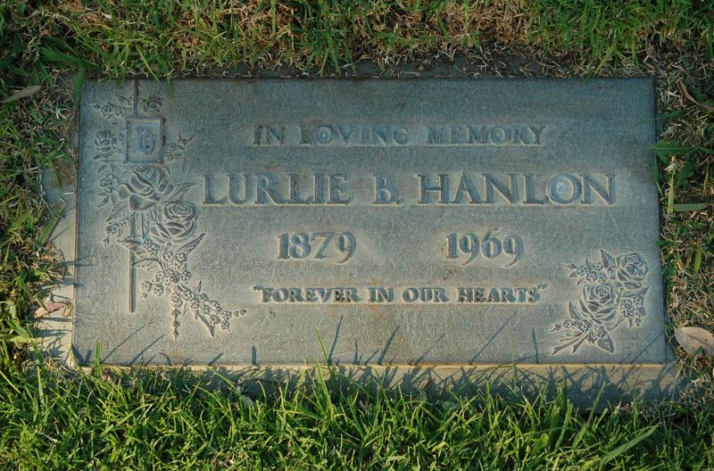 Lurlie Belle Hanlon