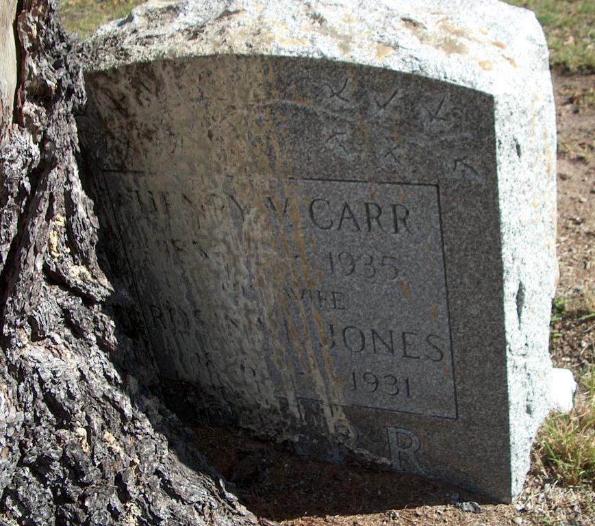Henry V. Carr
