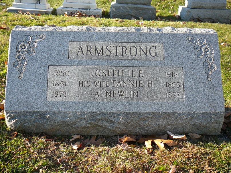 A. Newlin Armstrong