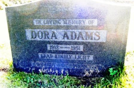 Dora Gertrude Adams