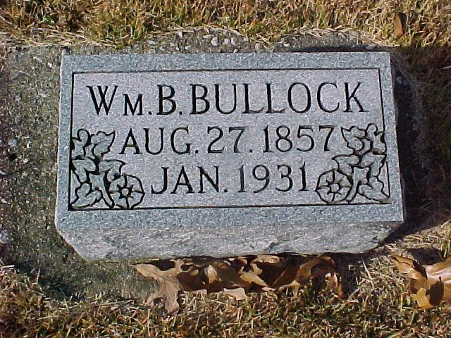 William B. Bullock