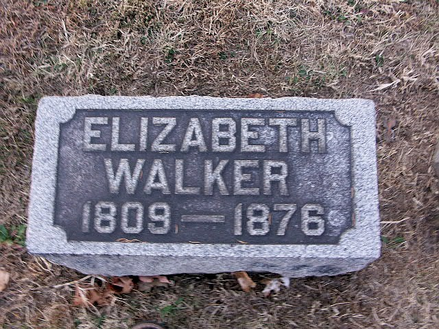 Elizabeth <i>Walker</i> Duckworth