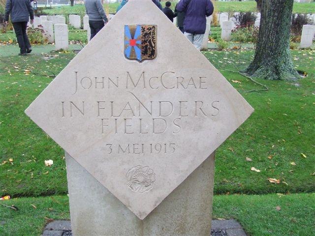 LTC John McCrae