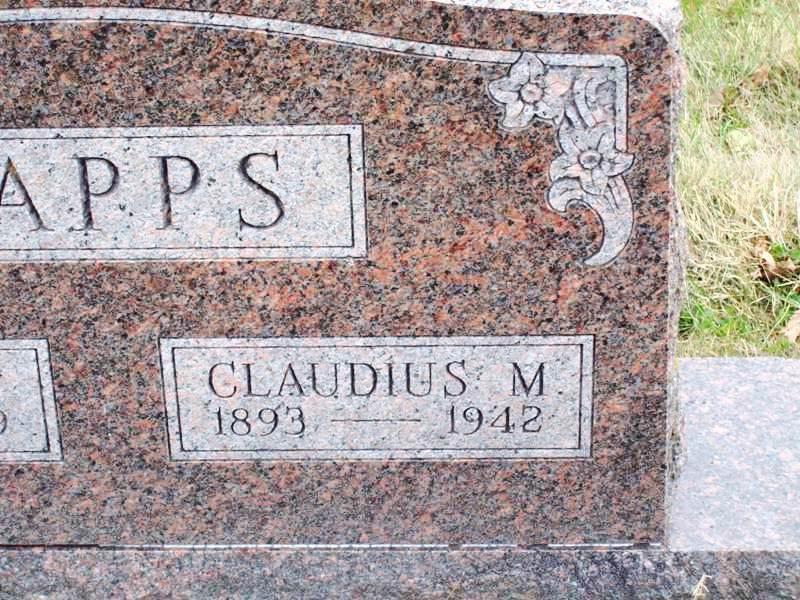 Claudius Milton Capps