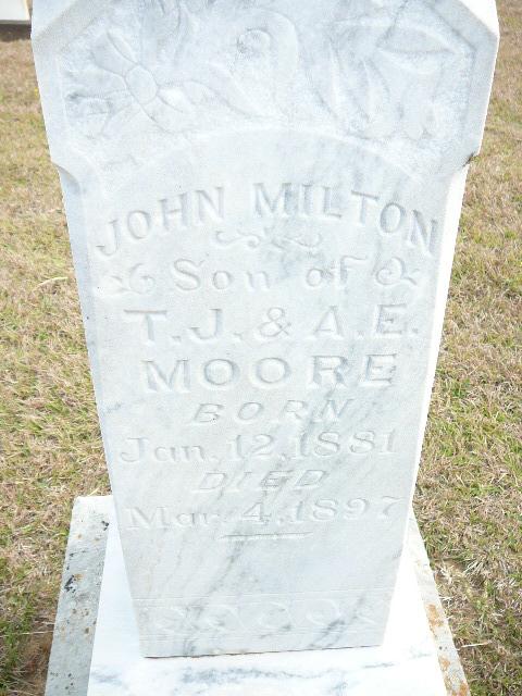 John Milton Moore