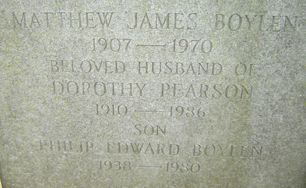 Matthew James Boylen