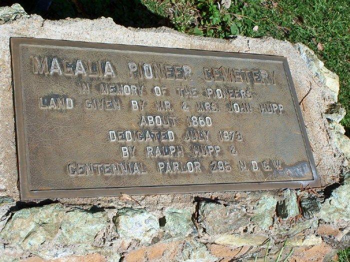 Magalia Cemetery