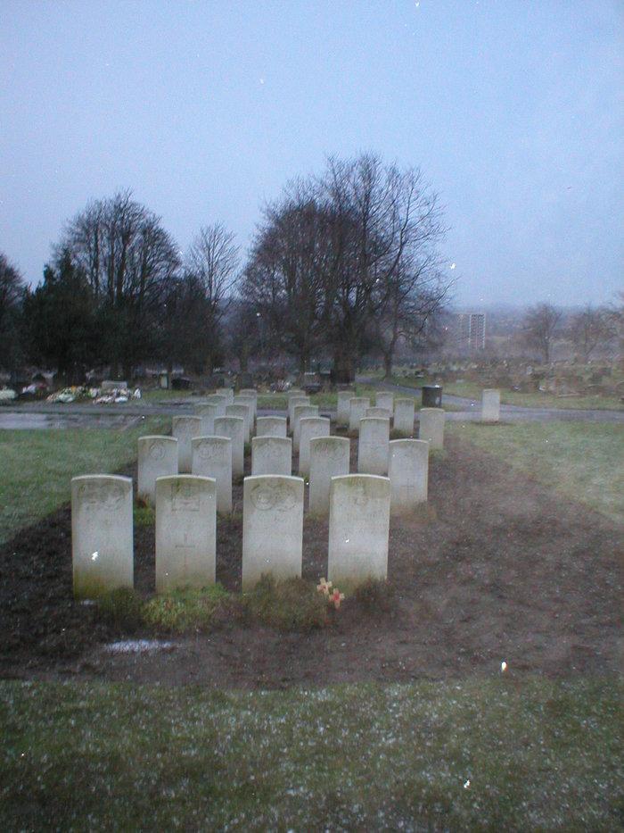 Harehills Cemetery