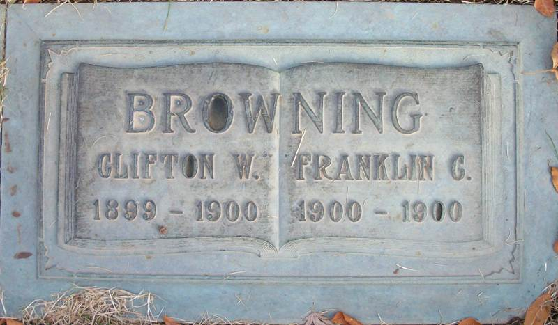 Clifton William Browning