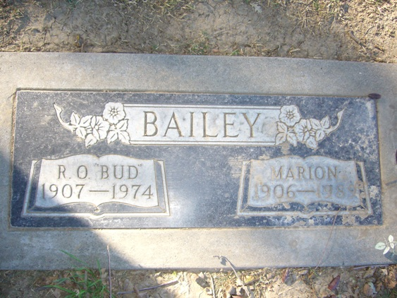 Robert O. Bud Bailey
