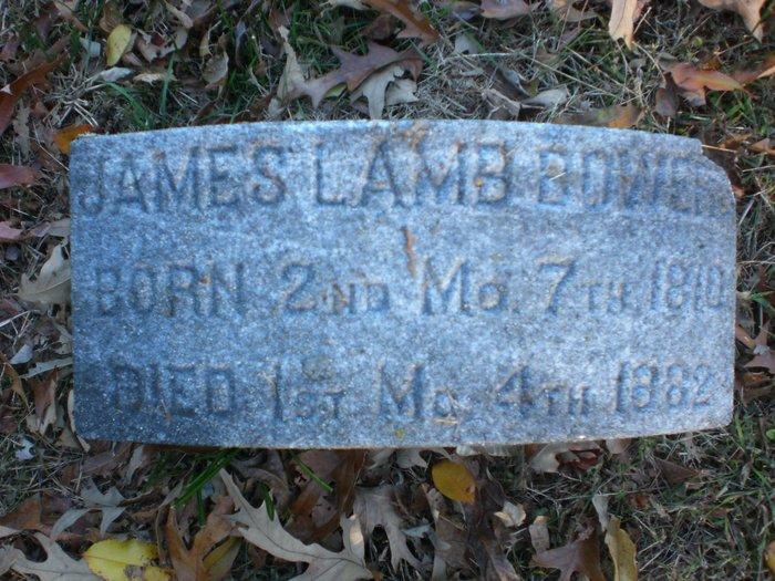James Lamb Bowers