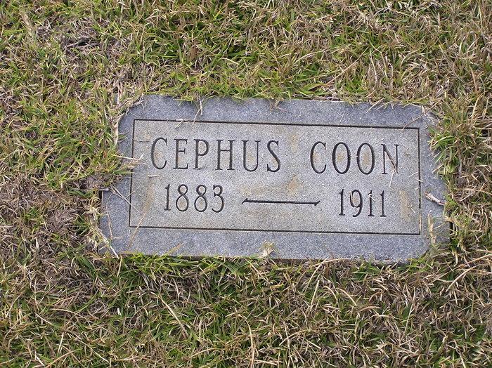Cephus Coon