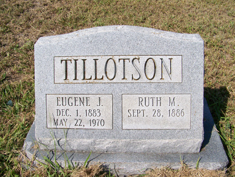 Ruth Mildred Tillotson