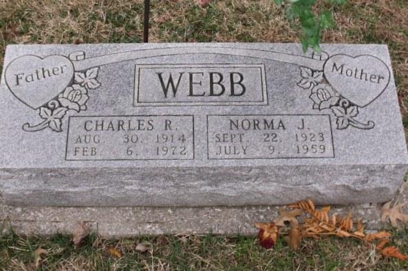 Norma Jean <i>Brock</i> Webb