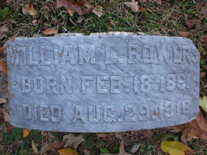 William L Bowers