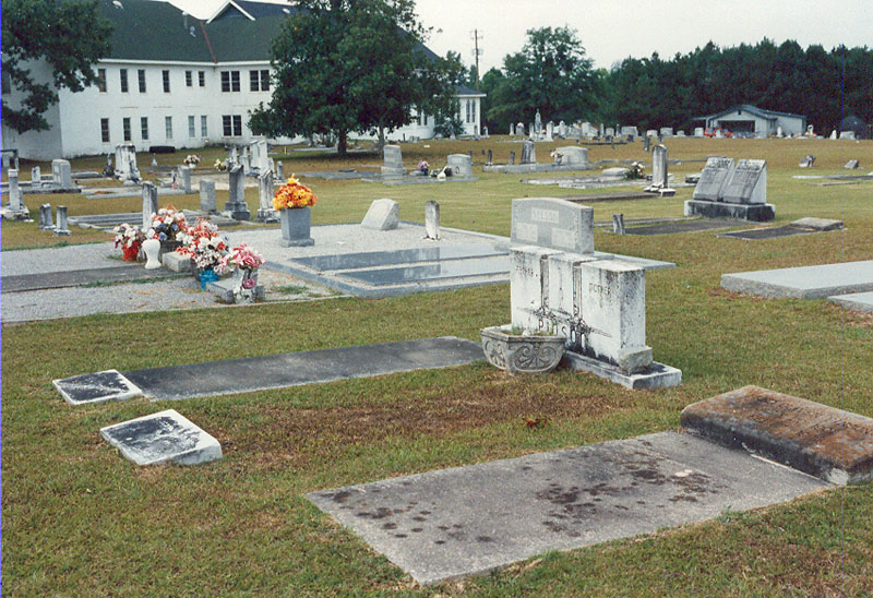 Chestnut Creek Cemetery
