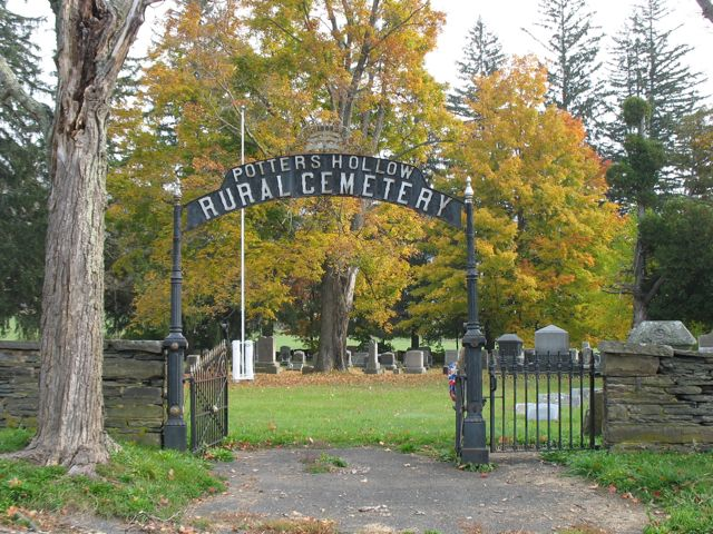 Potters Hollow Rural Cemetery
