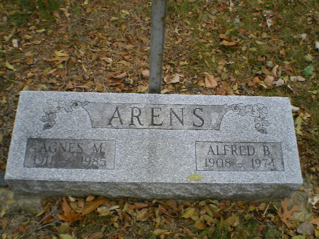 Alfred B Arens