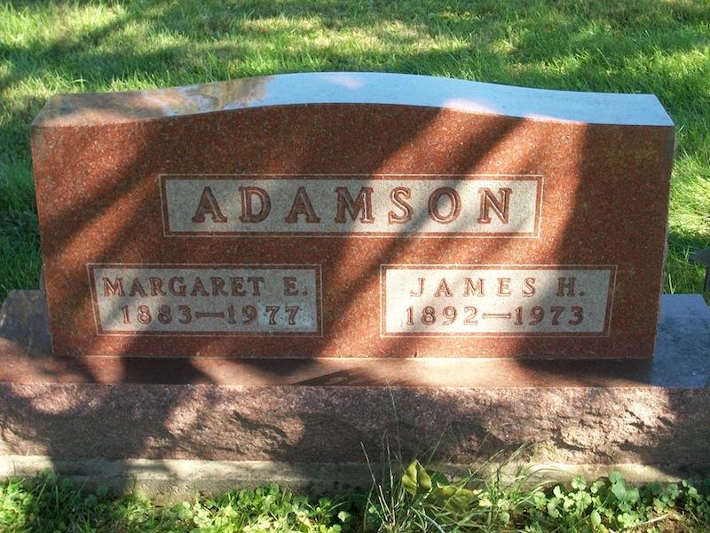 Margaret Essie <i>Stone</i> Adamson