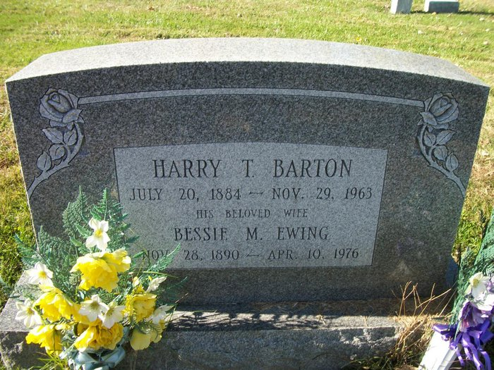 Harry T Barton