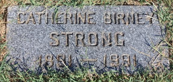 Catherine <i>Birney</i> Strong