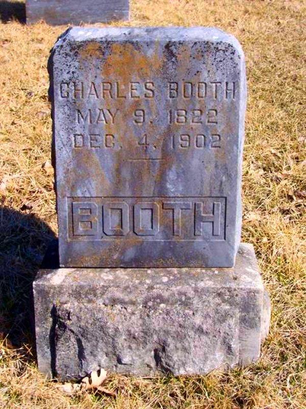 Charles Booth, III