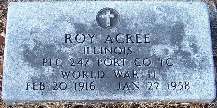 Roy Acree
