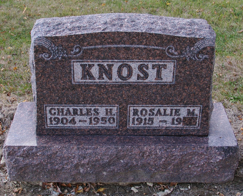 Charles H Knost