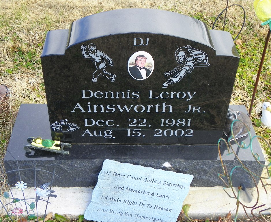 Dennis Leroy D.J. Ainsworth, Jr