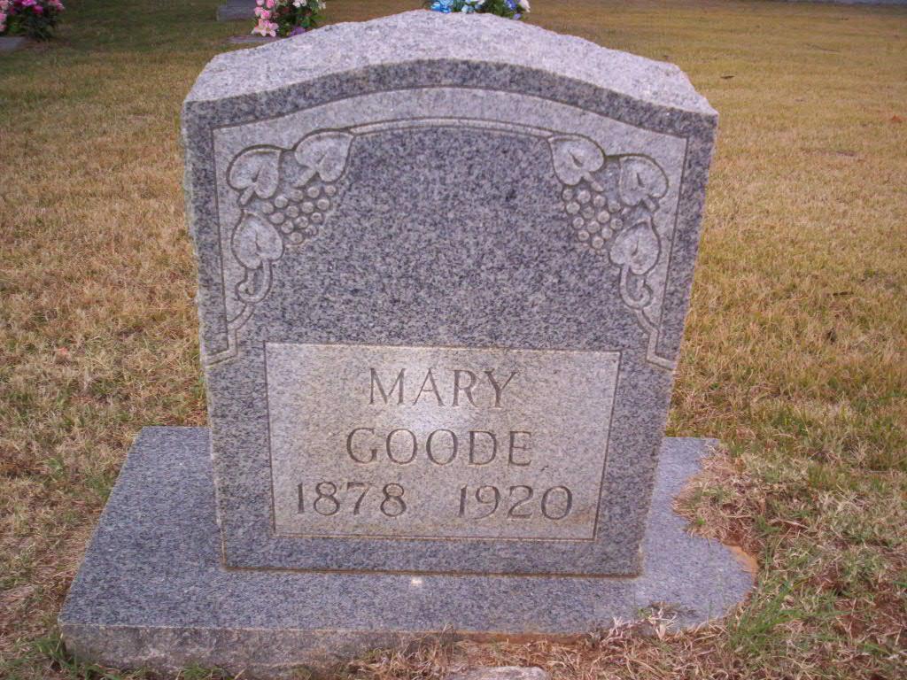 Mary Goode