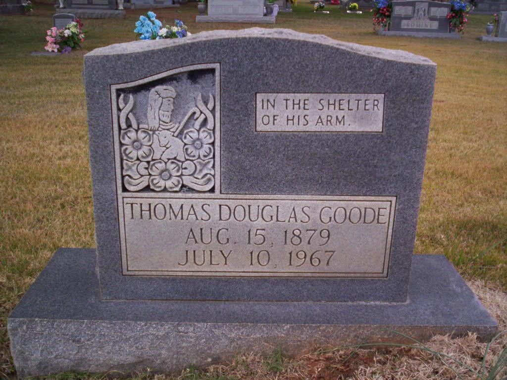 Thomas Douglas Goode