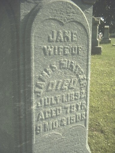 Jane <i>Clark</i> Minteer