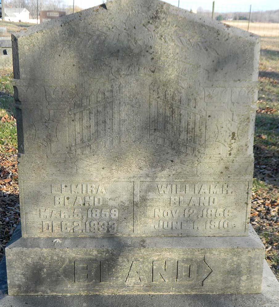 William H Bill Bland
