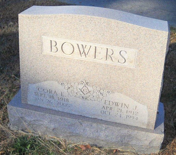 Cora Ellen <i>Murphy</i> Bowers