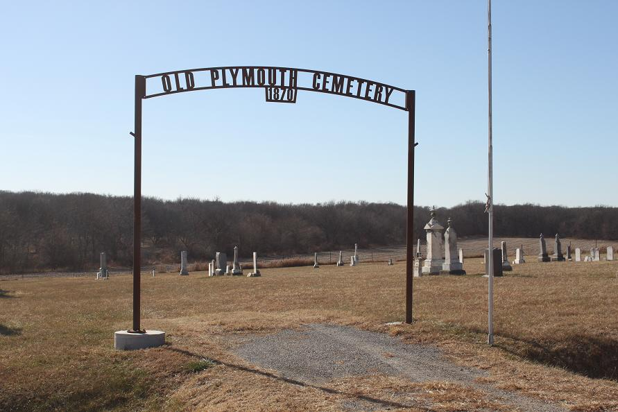Old Plymouth Cemetery