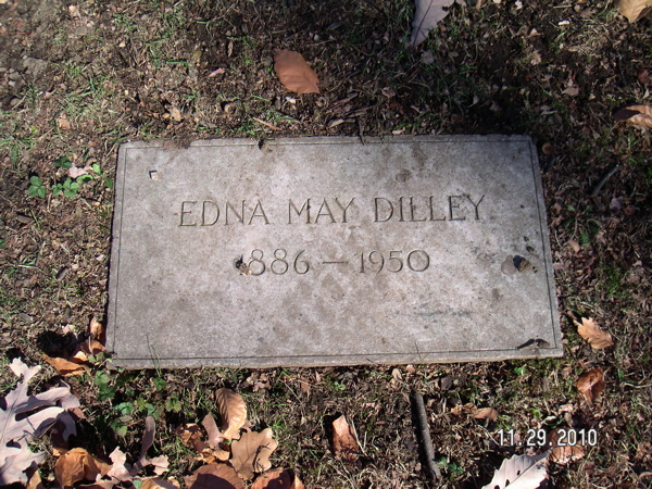 Edna May Dilley